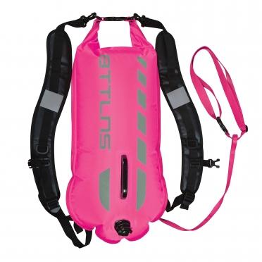 BTTLNS Saferswimmer 28 liter backpack buoy Kronos 1.0 pink