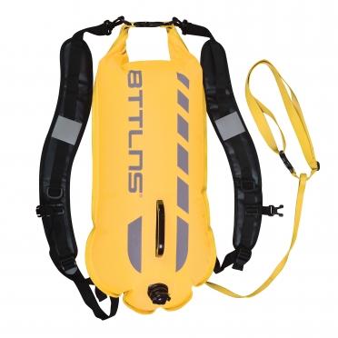 BTTLNS Saferswimmer 28 liter buoy Kronos 1.0 yellow