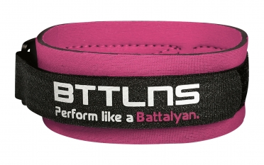 BTTLNS Timing chip strap Achilles 2.0 pink