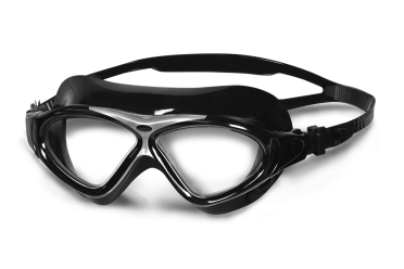 BTTLNS clear lens goggles black/silver Essovius 1.0