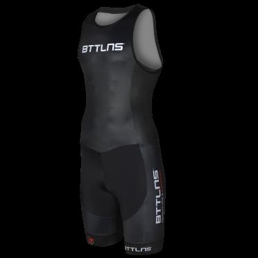 BTTLNS Gods ITU trisuit sleeveless black Nemesis 1.0
