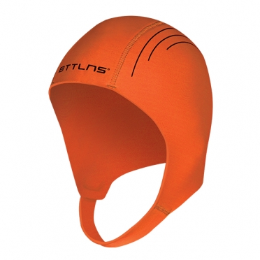 BTTLNS Neoprene swim cap Khione 1.0 orange