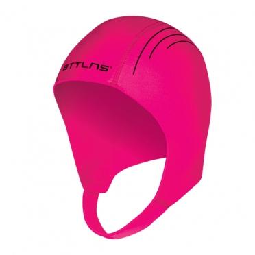 BTTLNS Neoprene swim cap Khione 1.0 pink