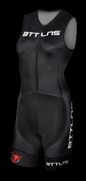 BTTLNS Goddess trisuit sleeveless Rapine 2.0