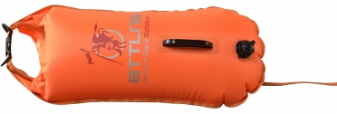 BTTLNS Safety bouyance dry bag 28 liter Poseidon 1.0 Orange