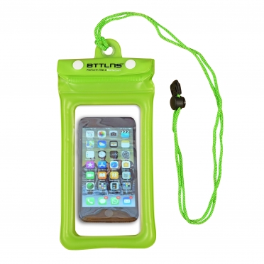 BTTLNS floating waterproof phone pouch Endymion 1.0 green