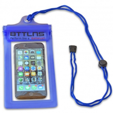 BTTLNS Waterproof phone pouch Iscariot 1.0 blue