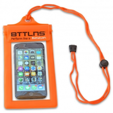 BTTLNS Waterproof phone pouch Iscariot 1.0 orange