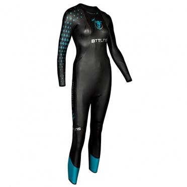 BTTLNS Goddess wetsuit Nereus 1.0