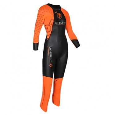 BTTLNS Little gods wetsuit Oceanus 1.0