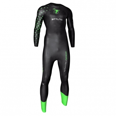 BTTLNS Gods wetsuit Thermal Inferno 1.0