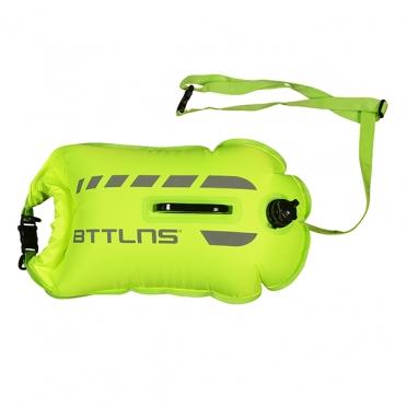 BTTLNS Saferswimmer 20 liter buoy Amphitrite 1.0 Green
