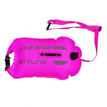 BTTLNS Saferswimmer 20 liter buoy Amphitrite 1.0 Pink