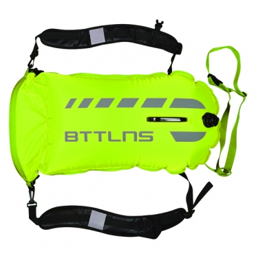 BTTLNS Saferswimmer 35 liter backpack buoy Tethys 1.0 Green
