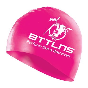 BTTLNS Silicone swimcap blessed pink Absorber 2.0