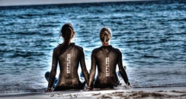 Triathlon wetsuits women