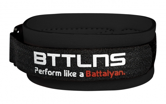 BTTLNS Timing chip strap Achilles 2.0 black  0318002-010