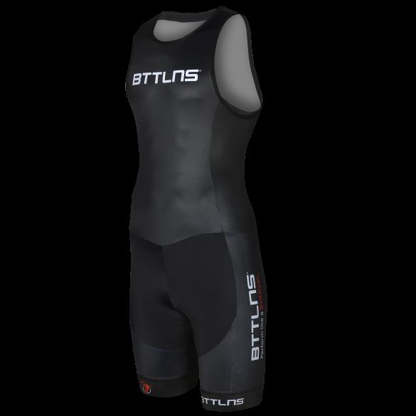 BTTLNS Gods ITU trisuit sleeveless black Nemesis 1.0  0219006-010
