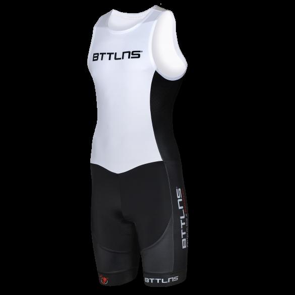 BTTLNS Gods ITU trisuit sleeveless white Nemesis 1.0  0219006-101