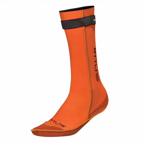 BTTLNS Neoprene swim socks Caerus 1.0 orange  0120011-034