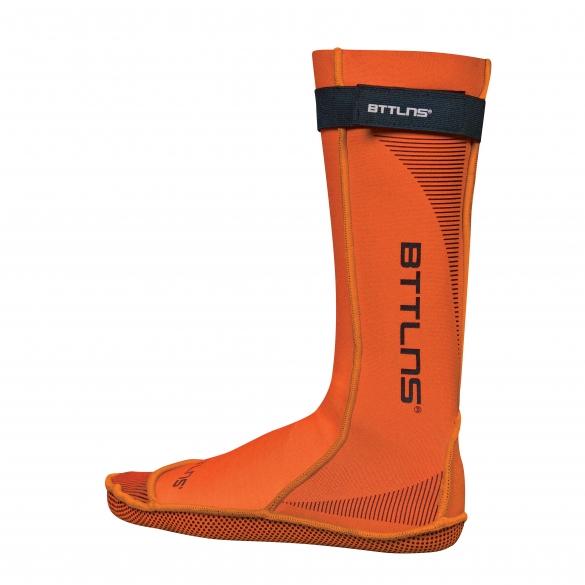 BTTLNS Neoprene swim socks Caerus 1.0 orange  0120011-034