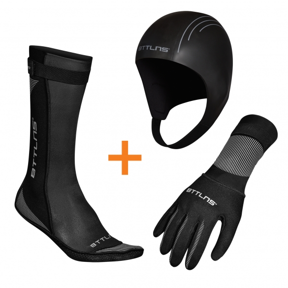 BTTLNS Neoprene accessories bundle  0120010+0120011+0120012-010