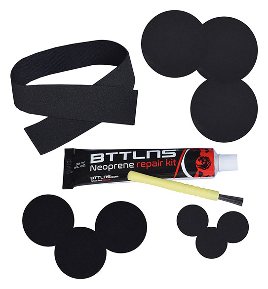 BTTLNS Neoprene glue wetsuit repair kit Vigor 1.0  0118001-001