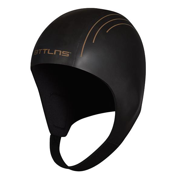 BTTLNS Neoprene swim cap Khione 1.0 gold  0121011-087