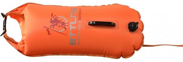 BTTLNS Safety bouyance dry bag 28 liter Poseidon 1.0 Orange  0117003-034