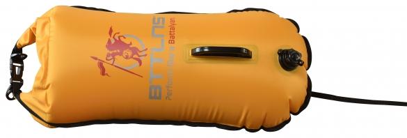 BTTLNS Safety bouyance dry bag 28 liter Poseidon 1.0 Yellow  0117003-032