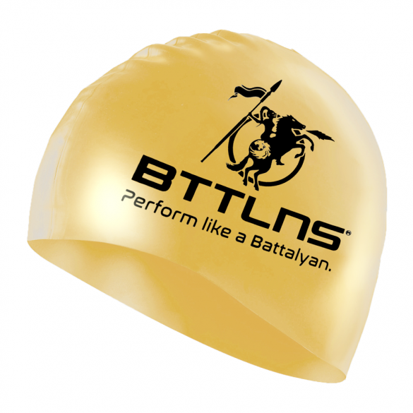 BTTLNS Silicone swimcap blessed gold Absorber 2.0  0318005-087