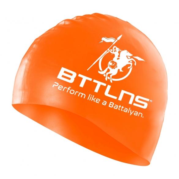 BTTLNS Silicone swimcap neon-orange Absorber 2.0  0318005-035