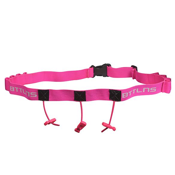 BTTLNS Race number belt Keeper 2.0 pink  0318001-072