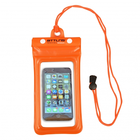 BTTLNS floating waterproof phone pouch Endymion 1.0 orange  06200011-034