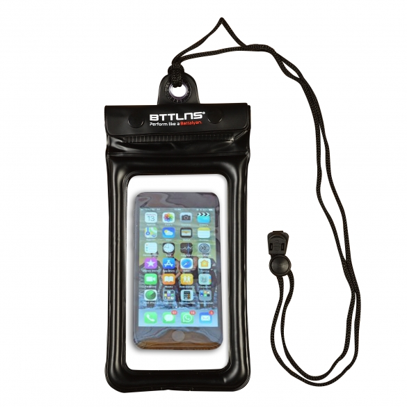 BTTLNS floating waterproof phone pouch Endymion 1.0 black  06200011-010