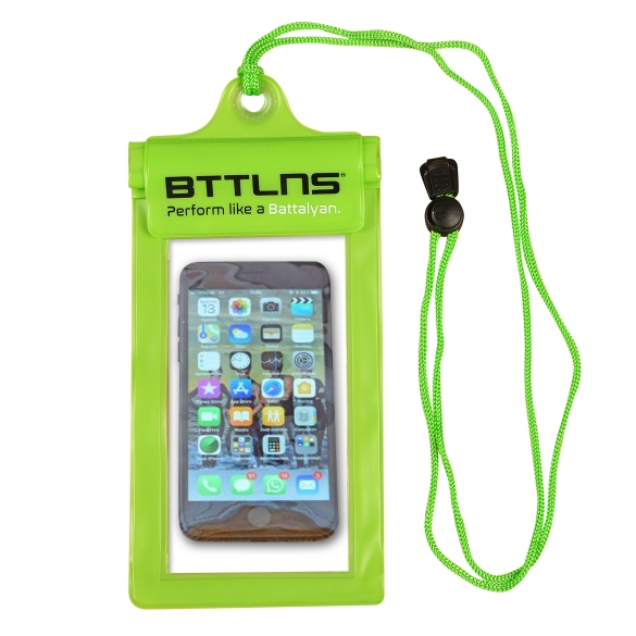 BTTLNS Waterproof phone pouch Iscariot 1.0 green  07200015-044