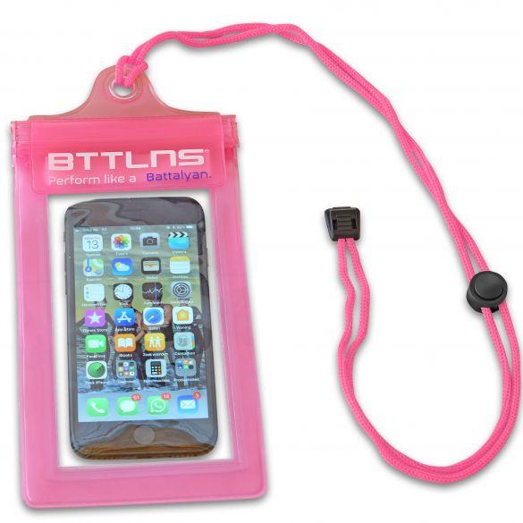 BTTLNS Waterproof phone pouch Iscariot 1.0 pink  0317011-011