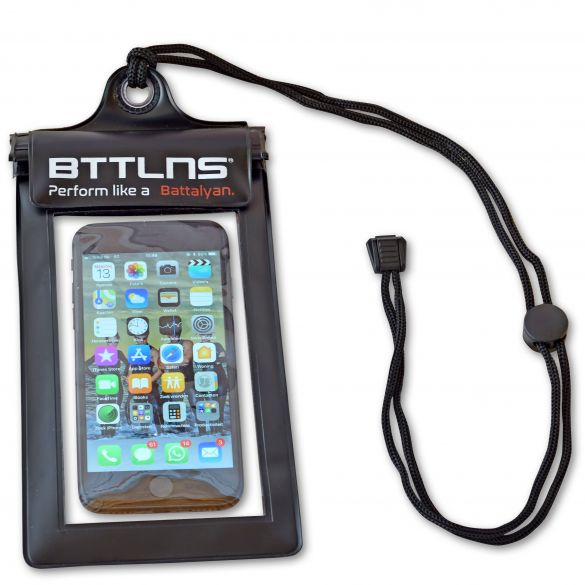 BTTLNS Waterproof phone pouch Iscariot 1.0 black  0317011-023