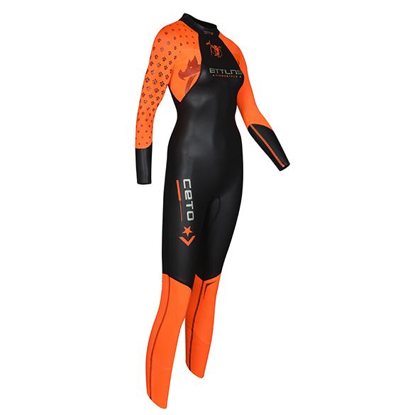 BTTLNS Goddess wetsuit Ceto 1.0  0729001-034
