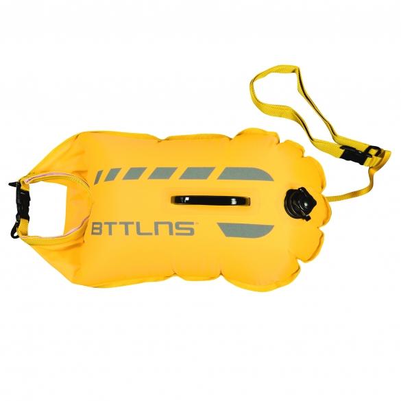 BTTLNS Saferswimmer 20 liter buoy Amphitrite 1.0 Yellow  06200020-032