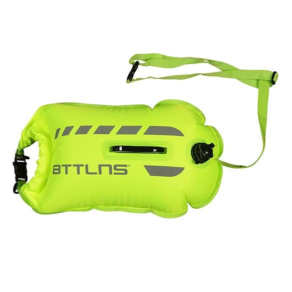 BTTLNS Saferswimmer 20 liter buoy Amphitrite 1.0 Green  06200020-044