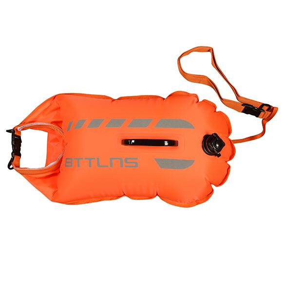 BTTLNS Saferswimmer 20 liter buoy Amphitrite 1.0 Orange  06200020-034