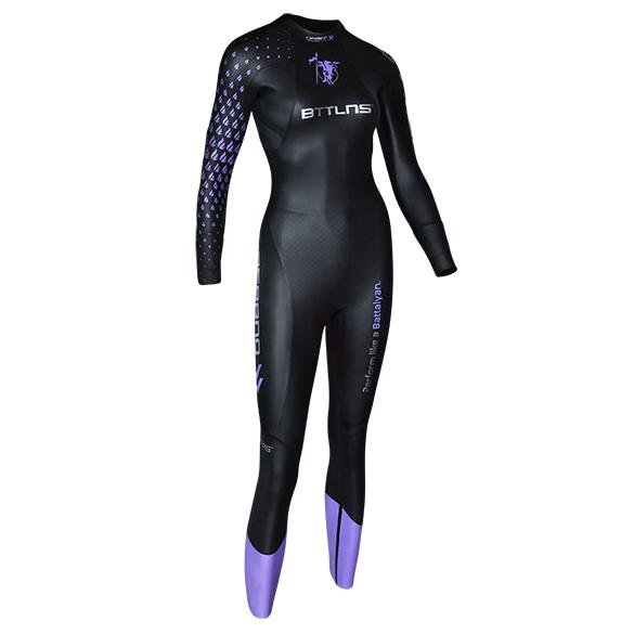 BTTLNS Goddess wetsuit Inferno 1.0  0120006-045