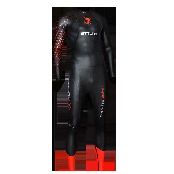BTTLNS Gods wetsuit Inferno 1.0  0120003-003