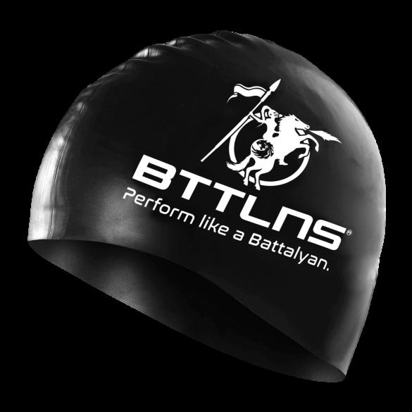 BTTLNS Silicone swimcap black Absorber 2.0  0318005-101