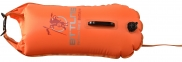 BTTLNS Saferswimmer buoy dry bag 28L orange