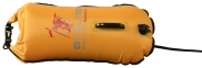 BTTLNS Saferswimmer buoy dry bag 28L yellow