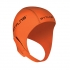 BTTLNS Neoprene swim cap Khione 1.0 orange  0120010-034