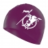 BTTLNS Silicone swimcap neon-purple Absorber 2.0  0318005-045
