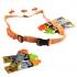 BTTLNS Race number belt Keeper 2.0 orange  0318001-035